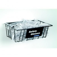 Rack'em™ Safety Glasses Basket Dispenser
