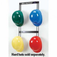 Rack'ems Hard Hat Rack