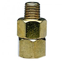 High-Pressure 1/4'' FPT Brass Swivel