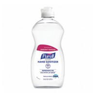 Purell Advanced Hand Sanitizer Gel, 12.6-oz.