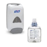 Purell FMX Foam Sanitizer and Dispenser - 1,200 mL