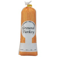 1-lb. Ground Turkey Meat Bag