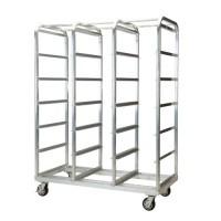 Welded Aluminum 18+ Tote Dolly