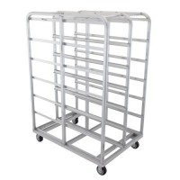 Welded Aluminum 24+ Tote Dolly