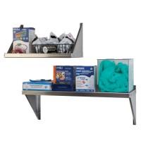 Solid Aluminum Wall Shelves