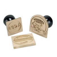Custom Engraved Cold Ink Stamps