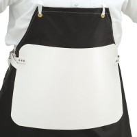 Heavy-Duty, Belly Guard Style PVC Boning Aprons