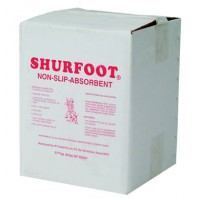 ShurFoot Non-Slip Floor Compound, 50-lb. Box