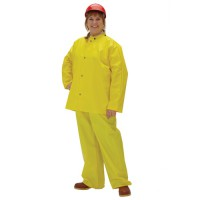 Webdri PVC on Polyester Rainsuit