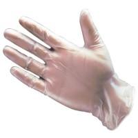 4062 Clear, Powder-Free Vinyl Gloves