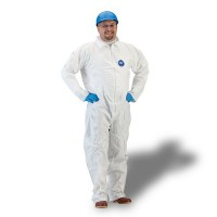 ProMax coveralls offer protection against dry particulates.