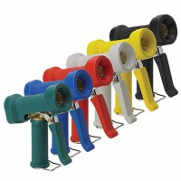 Spray Gun is available in 6 colors.