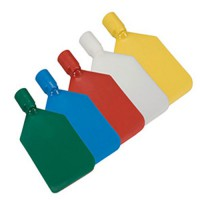 Vikan Flexible Paddle Scraper is available in 5 colors.
