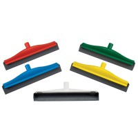 Vikan Ceiling Squeegees are available in 5 colors.