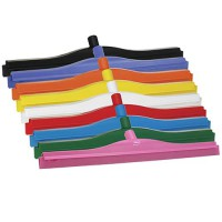 Vikan Double Blade Ultra Hygiene Squeegees are available in a variety of colors.