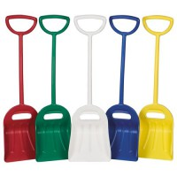 Ergonomic Color-Coded Shovels