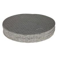 Universal Heavyweight Drum Cover Pads - Gray