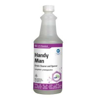 Handy Man Drain Cleaner and Opener, 1 Quart