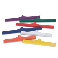 Sparta Spectrum 24'' Color-Coded Squeegees
