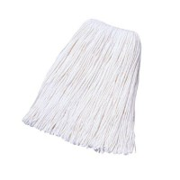 Synthetic Rayon Narrow Band 4-ply Cut-End Mop Head