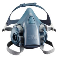 3M 7000 Series Silicone Half Mask Respirator