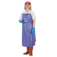 Prime Source 6 & 8-Mil. Vinyl Aprons with Tie