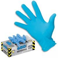 Blue, 650 Series Premium Nitrile Disposable Gloves