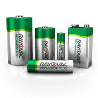 Rayovac Recharge Plus Batteries