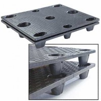 Open Foot Nestable Pallets