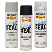 LeakSeal Flexible Rubber Coating