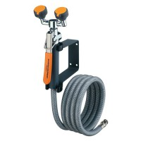 Wall or Counter-Mounted Eye Wash Drench Hose