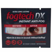 FogTech DX Instant Anti-Fog Wipes