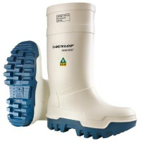The Purofort Thermo+ Insulated freezer safety boots provide uncompromised protection down to -50°C/-58°F to keep feet warm.