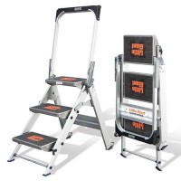 3-Step Safety Step Ladder, Model 10310BA