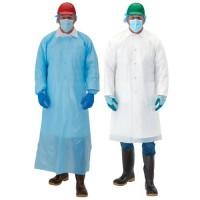 WorkHorse Disposable Polyethylene Gowns