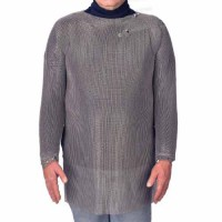 Full Tunic Stainless Steel Mesh Tunic