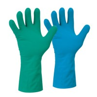 WorkHorse 11-Mil, Unlined, 13-Inch Straight Cuff Nitrile Gloves