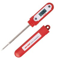 Big Red Water-Resistant Pocket Thermometer