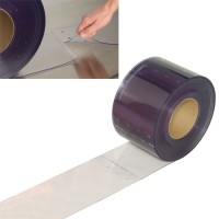 Quickstrip Perforated Pre-Punched PVC Strip Door Material