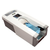 Shoe Inn Fusion Stationary Shoe Cover Dispenser
