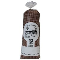 Game Birds Meat Bags