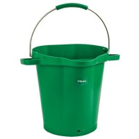 Green, Vikan 5-Gall Pail