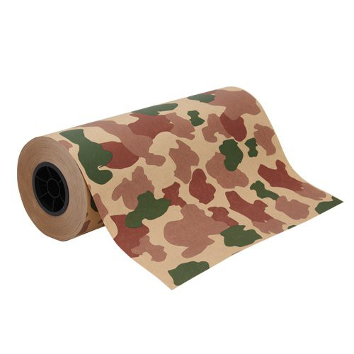 Camo Print Freezer Paper - 18 in. x 600 ft.