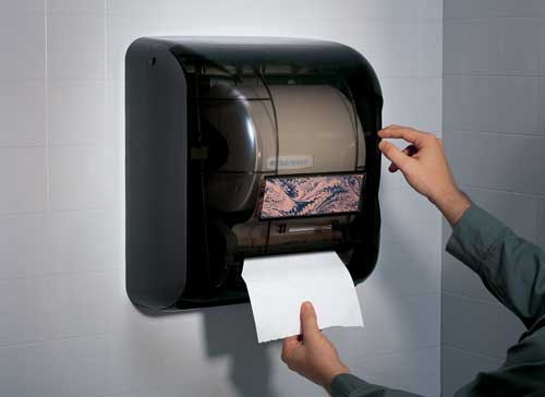 D2 Hard Roll Towel Dispenser