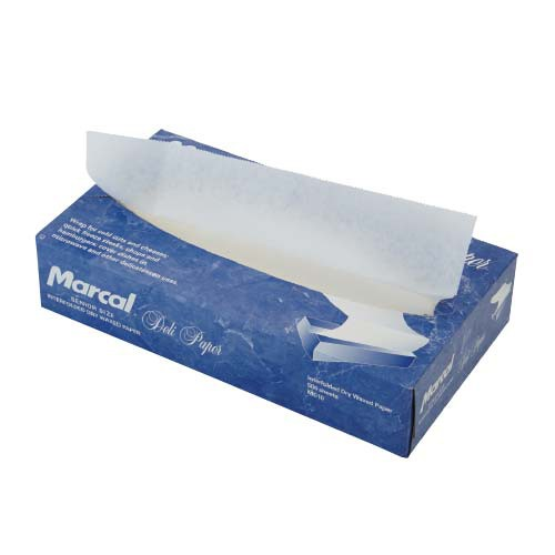 Ecopac Interfolded Dry Wax Deli Paper