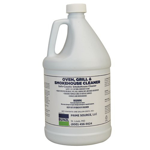 Enviro-Caustic Oven, Grill and Smokehouse Cleaner