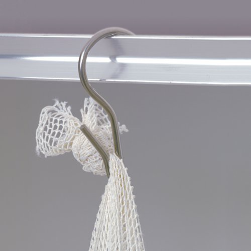 Stainless Steel Stockinette Hooks