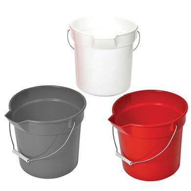 Round Poly Pails