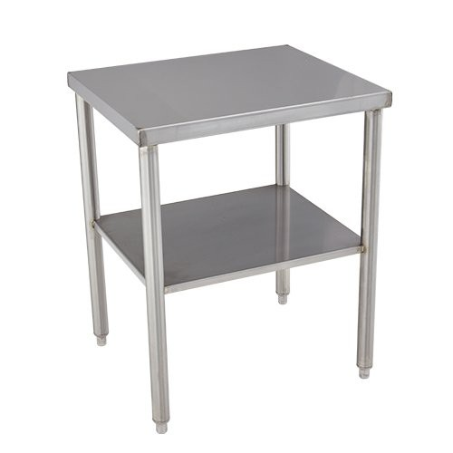 Stainless Steel Stand-Alone Table