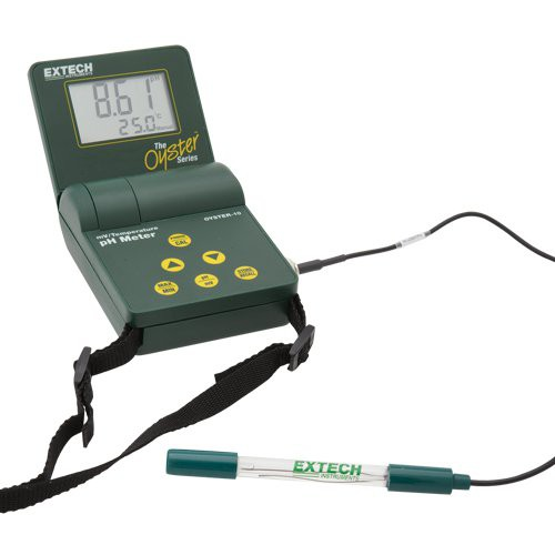 Oyster Series pH/mV Temperature Meter